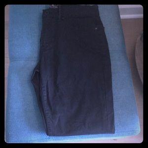 Black Lucky Pants